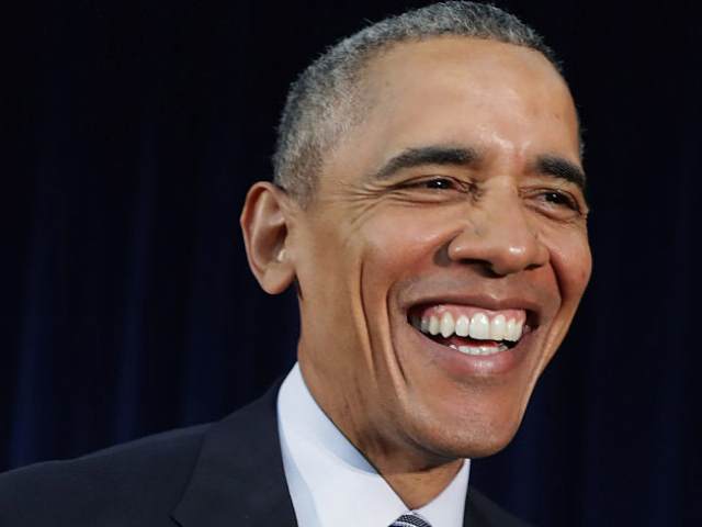Obama aging, 2016
