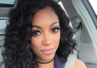 Porsha Williams Hospitalized After Collapsing in a Parking Lot