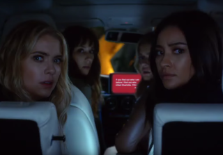 "'Pretty Little Liars' Season 7 Episode 10 Recap — ""The DArkest Knight"""