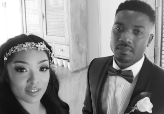 \'Love & Hip Hop Hollywood\'s\' Ray J. and Princess Love Are Married!