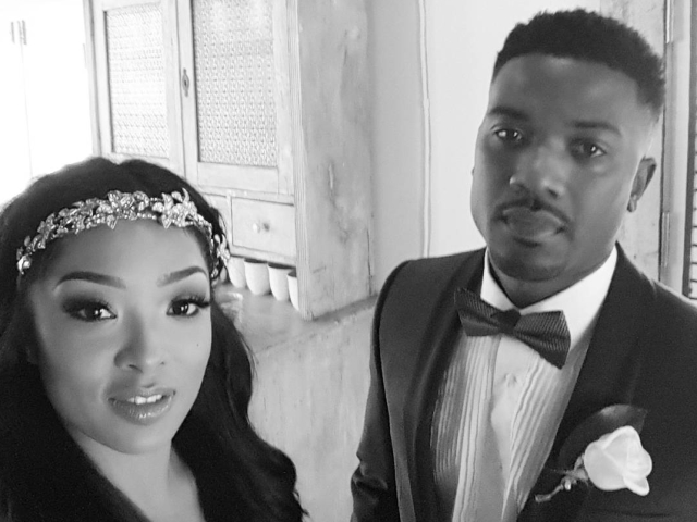 ray j princess love wedding