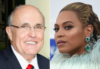 5 More Things Rudy Giuliani Does Better Than Beyoncé (VIDEOS)