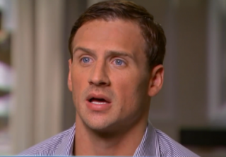 Ryan Lochte Addresses Rio Robbery in Matt Lauer Interview: \'I Let My Team Down\' (UPDATE)