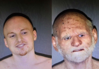 Alleged Criminal Disguises Himself as Old Man to Avoid Capture, Fails Miserably