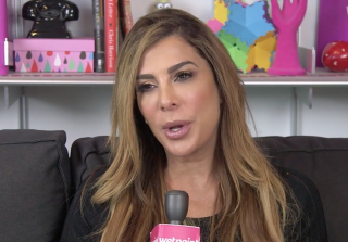 'RHONJ' Star Siggy Flicker Gives Bravo Stars Dating Advice (VIDEO) — Exclusive
