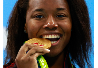 7 Fun Facts About Olympian Swimmer Simone Manuel