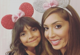 "Farrah Abraham Talks Sophia's Modeling Career, ""Weirdo"" Agents"