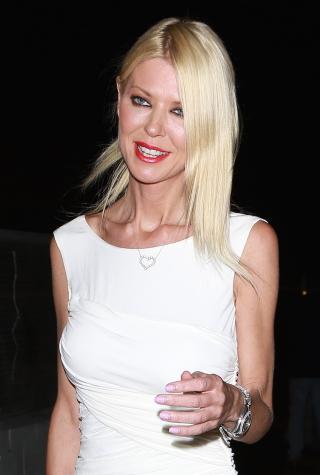 Tara Reid looks scary skinny at L.A. event