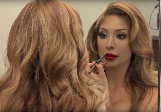 Farrah Abraham Fought Principal to Let Sophia Wear Makeup to School