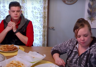 "Tyler Baltierra Doesn't Want ""A Heifer For a Wife"" in \'Teen Mom OG\' Clip"