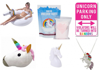 14 Things You Need To Buy If You\'re Obsessed with Unicorns
