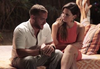 Bachelor in Paradise's Vinny Ventiera & Izzy Goodkind Are Back On? (PHOTO)