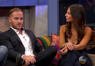 Bachelor in Paradise\'s Izzy Talks Vinny Relationship: \