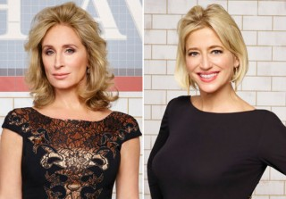 """Real Housewives of New York City"" Star Dorinda Medley Slams Sonja Morgan"