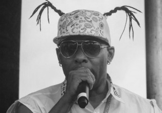 Rapper Coolio Arrested For Possession of Stolen Gun at LAX