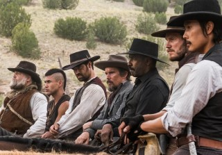 'The Magnificent Seven' Cruises to the Top of the Box Office With $35 Million Debut