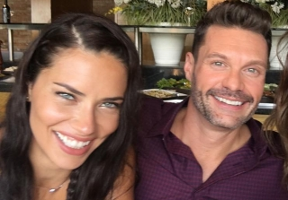 Ryan Seacrest & Adriana Lima Are Dating, Pair Enjoy Romantic Date in NYC