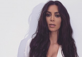 Kim Kardashian Wears Shocking Lingerie Outfit to Kanye West's Concert (PHOTOS)