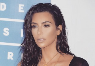 Kim Kardashian's Spray Tan Artist Reveals Her Abs Are Painted On