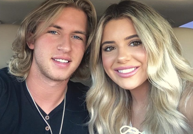 brielle single guys Or do men look much better than women in the great outdoors asks  kim zolciak's daughter brielle biermann is dating boston red sox minor league pitcher.