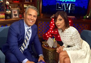 Bethenny Frankel & Andy Cohen Feud on 'RHONY' Set — Report