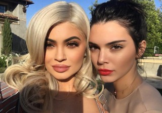 Kendall & Kylie Jenner Show Off Their New Ferrari Spiders (PHOTOS)