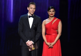2016 Emmy Awards: Tom Hiddleston & Priyanka Chopra Get Flirty at After Party
