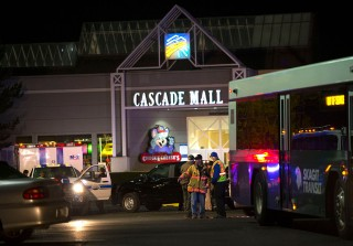 Washington Mall Shooting Suspect Arrested (UPDATE)