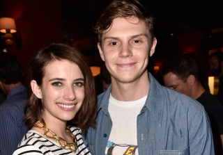 Emma Roberts & Evan Peters Are Back Together — Again