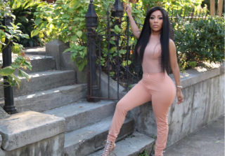 K. Michelle Is Moving Into a Mansion With Her Doctor Bae (PHOTO)