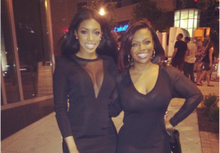 \'RHOA\' Star Porsha Williams Spills on Her Fight With Kandi (VIDEO)