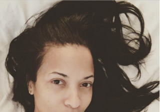 Karrine Steffans Denies Affair With Mary J. Blige\'s Husband