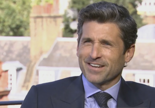 Patrick Dempsey Says He Will Not Be Watching 'Grey's Anatomy' This Season (VIDEO)