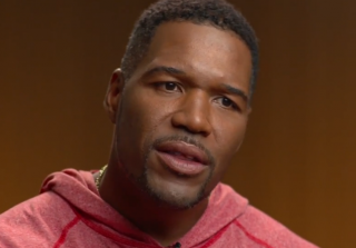 Michael Strahan Reveals What Really Happened During His 'Live' Exit (VIDEO)