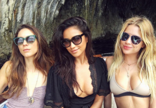 17 Stunning Photos of Troian Bellisario's Bachelorette Villa in Italy