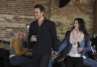 """Andi Dorfman Approves of Nick Viall as Bachelor: """"His Intentions Are Pure"""""""