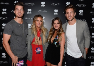 JoJo & Luke, Becca & Chris and More 'Bachelor' Exes at iHeartRadio (PHOTOS)