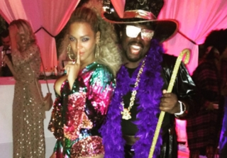 Beyonce Had The Best Birthday Ever And These Pics Prove It (PHOTOS)