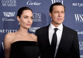 "Brad Pitt & Angelina Jolie's Bodyguard Says He ""Fathered"" Kids"