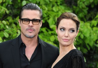 Brad Pitt & Angelina Jolie Strike Temporary Custody Deal — Report