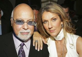 Celine Dion's Late Husband Is the Only Man She's Ever Kissed