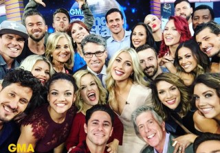 9 Things We Learned Backstage at the 'DWTS' Season 23 Cast Party