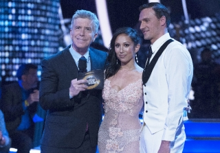 \'Dancing With the Stars\' on Lockdown After Ryan Lochte Protest — Report