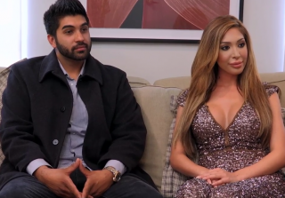 Are Farrah & Simon Still Together After Intense Couples Therapy? (PHOTO)
