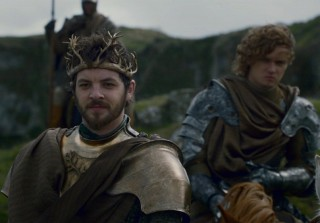 Gethin Anthony Proud of Game of Thrones' Renly-Loras Storyline