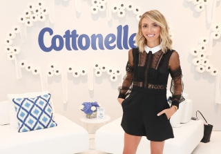 "Exclusive — Why Giuliana Rancic Has ""Never Been Happier"""