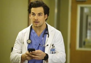 Grey's Anatomy's Giacomo Gianniotti Reveals the Extent of DeLuca's Injuries