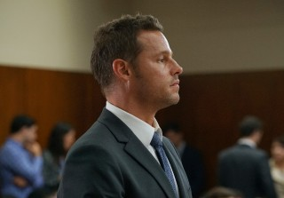 'Grey's Anatomy' Season 13 Sneak Peek: Alex Is Charged With a Felony