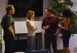 'Grey's' Stars Weigh in on Season 13's Meredith/Riggs/Maggie Love Triangle