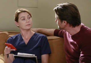 "Grey's Anatomy's Meredith & Nathan Will ""Define Their Relationship"""